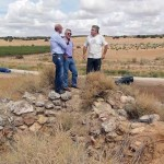 Argamasilla de Alba: El IGME realizó trabajos de campo en las motillas de Santa María y el Retamar