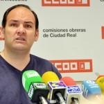 """CCOO reclama la atención de los gobiernos de España y Castilla-La Mancha para Puertollano, donde """"no podemos permitir que caiga ni una torre más"""""""