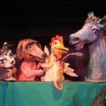 """Teatro de Marionetas la Estrella pondrá en escena """"Los músicos de Bremen"""" en La Sensación"""