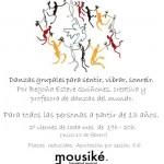 Mousiké organiza un taller de danzas del mundo