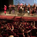 La OFMAN conjuga música y humor en su concierto didáctico para escolares