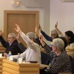 El equipo de gobierno rechaza la creación de una figura municipal de protección para el Parque de Gasset  y el resto de mociones socialistas