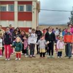 El CEIP Nuestra Señora del Rosario conmemora el Día de la Paz con su tradicional carrera solidaria