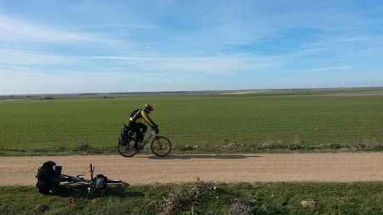 Llaneando por Castilla