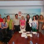 Puertollano: El próximo café con la alcaldesa cambia de formato y el Ayuntamiento seleccionará a los aspirantes