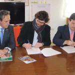 Globalcaja y Turinfa firman un convenio que ofrece ventajas para asociados y trabajadores