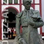 La escultura de Dulcinea, encargada a López-Arza, se instalará a pie de calle «para que la gente la pueda tocar»