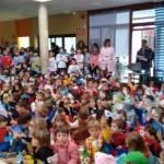 El Ferroviario y Afanion se unen para conmemorar el Día Internacional del Niño con Cáncer