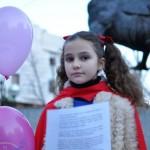 Afanion y la AJ El Quijote conmemoran el Día del Niño con Cáncer y reivindican la importancia de la atención temprana