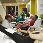 Almagro registra 160 donaciones de sangre en tres días