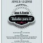 """Los Amigos de Javier Segovia interpretarán el próximo lunes """"Baladas para ti"""""""