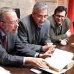 """Hallan el manuscrito original de """"El Bernardo"""" y ya preparan la edición definitiva, cuatro siglos después"""