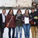 Esther Arcos gana la cesta de los regalos de Villanueva de los Infantes valorada en más de 2.200 euros
