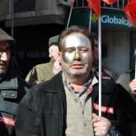 CCOO y UGT «entierran» la sardina de los derechos básicos «arrasados por el PP»