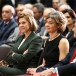 """Cospedal: """"El sector agrario es un puntal estratégico de la economía de Castilla-La Mancha"""""""
