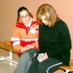 Cruz Roja Ciudad Real cuenta con un equipo de intervención psicosocial para situaciones de emergencia