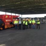 La Diputación adquiere nuevos equipos mecánicos para el tratamiento de residuos sólidos