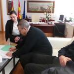 Ramón Moya toma el testigo de Santiago de Tera al frente de laHermandad de Donantes de Sangre de Puertollano