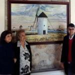 El Museo Etnográfico de Villarrubia de los Ojos acoge la muestra 'La belleza de La Mancha, entre juncos y viñedos', de Francis García-Pardo