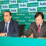 FEDA destaca que Globalcaja ofrece el mejor convenio para el sector empresarial de Albacete