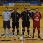 El FSD Puertollano se trae un punto a casa después de remontar un 4-0 frente al CD Ejido 2012