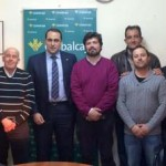 Globalcaja y la Cooperativa la Vid y la Espiga firman un convenio