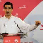"""Caballero PSOE denuncia el estado """"lamentable"""" de la sanidad en la región y avisa que la Ley de Caza favorece a los """"amiguetes"""" del PP"""