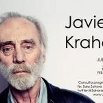 Javier Krahe lleva a Zahora Magestic sus clásicos y sus últimas canciones