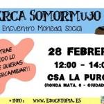 Merca Somormujo: nuevo encuentro de la moneda social de Ciudad Real