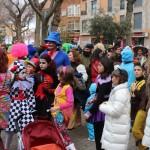 La Peña 'El Bufón'organiza el Carnaval Infantil de Miguelturra