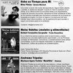 Monólogos para todos los gustos: Comedia y drama este viernes en el Quijano