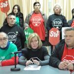 """La PAH denuncia un """"exceso"""" policial contra dos afectados de Torralba"""
