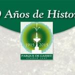 El centenario del Parque de Gasset comienza con actividades infantiles