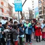"""Ciudad Real ya luce las placas que la distinguen como """"Ciudad Amiga de la Infancia"""""""