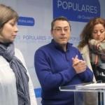 """El PP señala que la Fiscalía ha detectado """"irregularidades"""" en la actuación del PSOE en relación al proyecto del polígono industrial"""