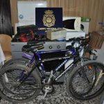 Confiesan ser los autores de varios robos en viviendas y cocheras de Puertollano