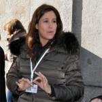 Rosa Romero niega que haya entorpecido la instalación de una mesa informativa y Podemos responde que miente en un comunicado