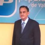 Martín Miguel Rubio Esteban es nombrado candidato del PP a la Alcaldía de Valdepeñas