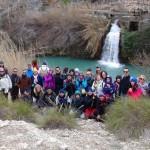 Puertollano: Crónica de la ruta senderista por las Hoces del Río Júcar, entre Jorquera y Alcalá del Júcar