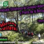 Puertollano: Ecologistas organiza la ruta senderistaSierrezuela (Villafranca de Córdoba)–Adamuz y Fiesta de la Botijuela