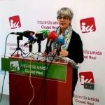 """IU avisa de que comienza el parcheo del presupuesto con reformas y gastos por 166.000 euros que """"no son urgentes"""""""