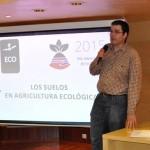 Carlos Recio (Ecohuerta) advierte de la importancia de proteger el suelo, del que «dependemos para comer y para vivir»