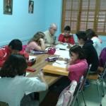Ciudad Real: 238 niños participan en los talleres de apoyo escolar de Cáritas en toda la diócesis