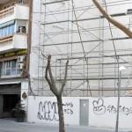 La Plaza Cervantes vuelve a lucir su solar desnudo