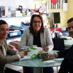 VOX Ciudad Real visita el Centro de Respiro Alöis Alzheimer Ciudad Real