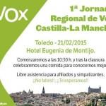 VOX celebrará su primer gran evento regional en el que se anunciarán los candidatos municipales