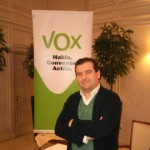 Ricardo Chamorro será el candidato de VOX a la Alcaldía de Ciudad Real