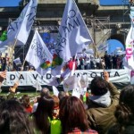 Vox Ciudad Real, en La Marcha por la Vida