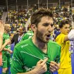 La fiesta de fútbol sala llena de nuevo el Quijote Arena