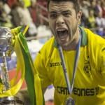 El Jaén hace realidad el sueño y se proclama campeón frente al Barcelona